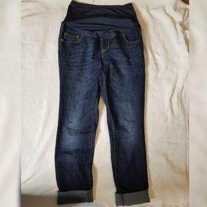 Maternity Old Navy Jean size 10 (Full Panel)